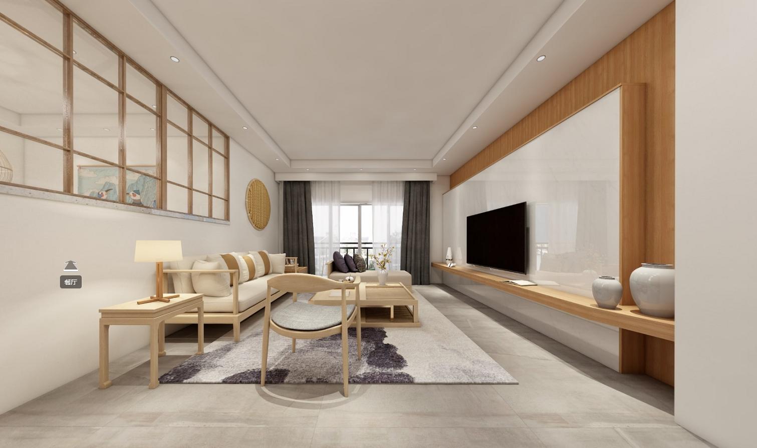 日式極簡主義--金地香山湖設計方案