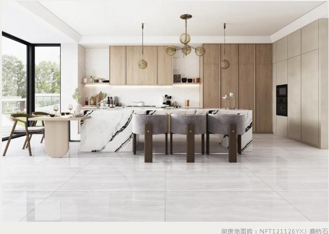 家裝新趨勢 | 這幾款餐廚一體化設計,養眼又高級!