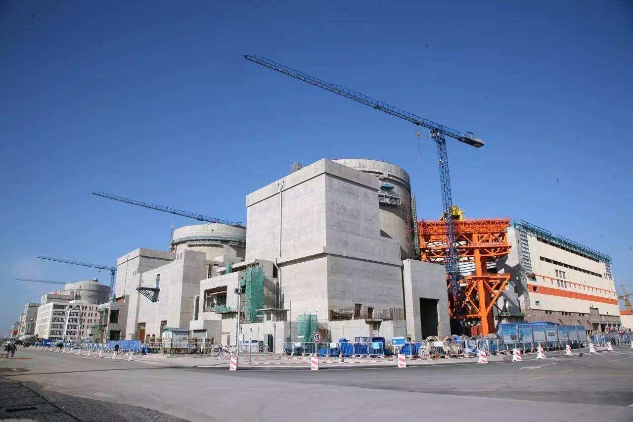 欧陆美居头头体育吊顶成功应用辽宁红沿河核电站,见证国货硬核实力