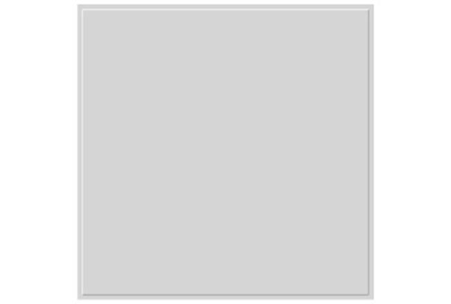 歌韵系列悦色厨房搭配图 329×329×22mm -全屋整装厨房吊顶抗菌吊顶效果图