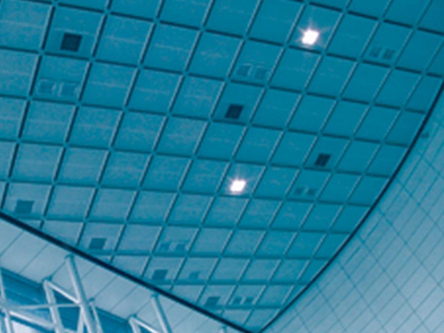搭折式WG系列 方板天花 天花吊顶-全屋整装方板天花效果图