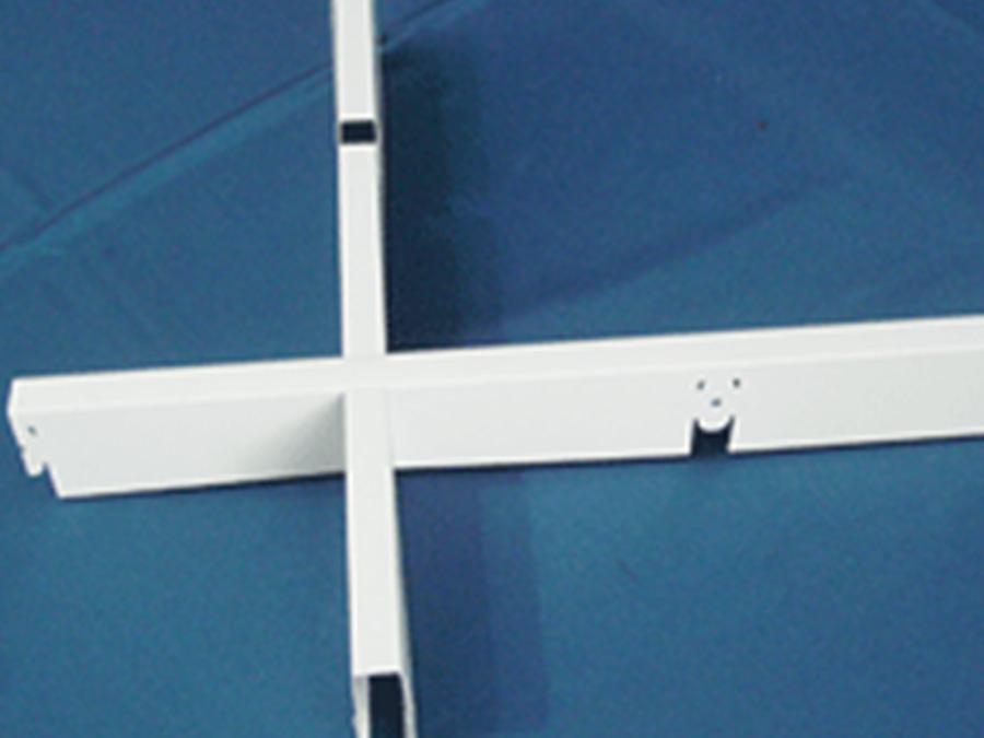 造型格栅天花 天花吊顶-全屋整装格栅天花效果图