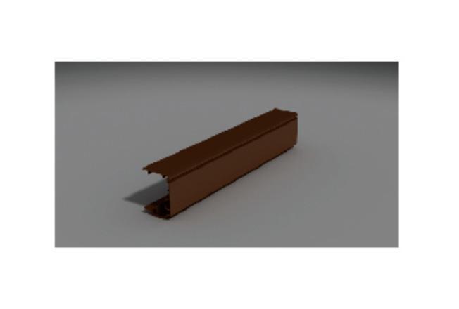 06中式二级收边线-全屋整装集成配件效果图