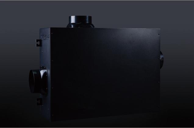 冰峰 厨房专用空调 功能电器-全屋整装功能电器效果图