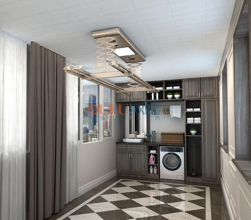 木香居 负离子头头体育吊顶 厨房吊顶-全屋整装厨房吊顶效果图