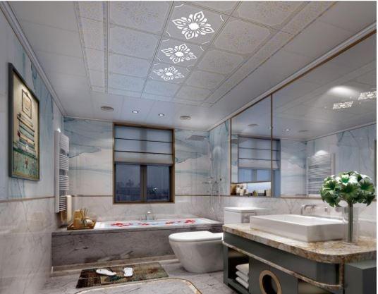 卫生间集成墙面会变得潮湿发霉吗?
