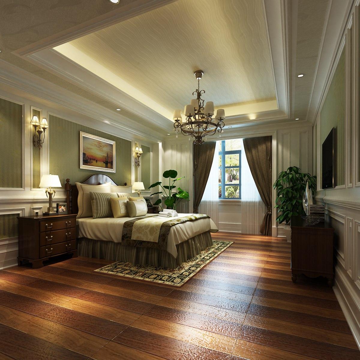一楼 卧室